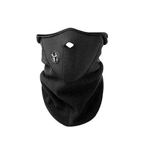 LuckyStone Unisex Dustproof & Windproof Warm Neck Half Face Mask Wear...
