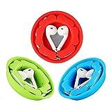 Earbud Case Holder Pack [3 Pack], MAIRUI Earphone Case Wrap Earbuds...