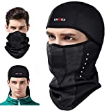 KINGBIKE Balaclava Ski Mask Motorcycle Running Full Face Cover...