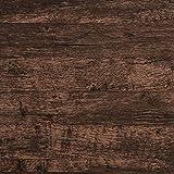 Wood Wallpaper Brown Dark Wood Contact Paper Brown Wood Plank Wood...