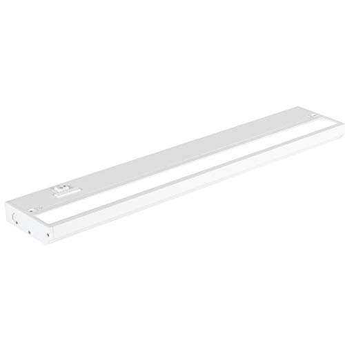 LED Under Cabinet Lighting by NSL - Dimmable Hardwired or Plugged-in...