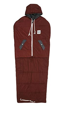 VINSONMASSIF Wearable Sleeping Bag for Camping, Hiking & Outdoors,...