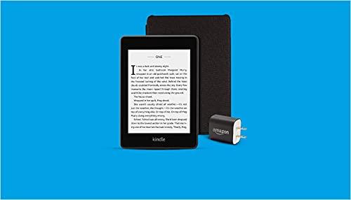Kindle Paperwhite Essentials Bundle including Kindle Paperwhite -...