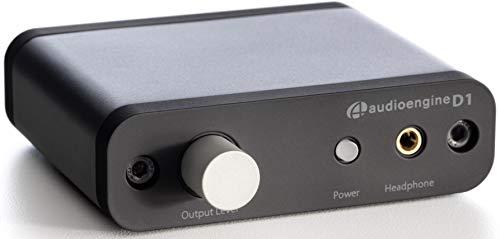 Audioengine D1 24-Bit DAC, Premium Desktop Digital to Analogue...
