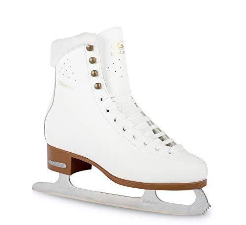 Botas - Model: Diana/Figure Ice Skates for Women, Girls/Color: White,...
