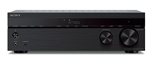 Sony STR-DH790 7.2-ch Surround Sound Home Theater AV Receiver: 4K HDR,...