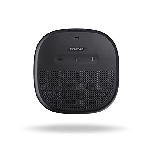Bose SoundLink Micro: Small Portable Bluetooth Speaker (Waterproof),...