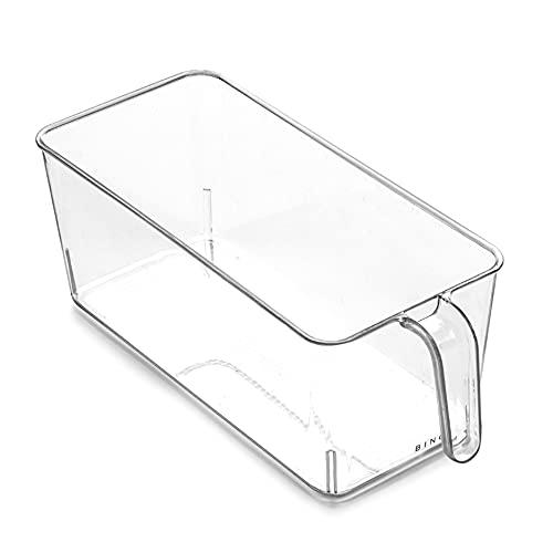 BINO | Plastic Storage Bins, Medium | THE HOLDER COLLECTION |...