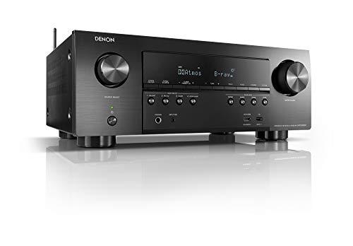 Denon AVR-S950H Receiver, 7.2 Channel (185W X 7) - 4K Ultra HD Home...