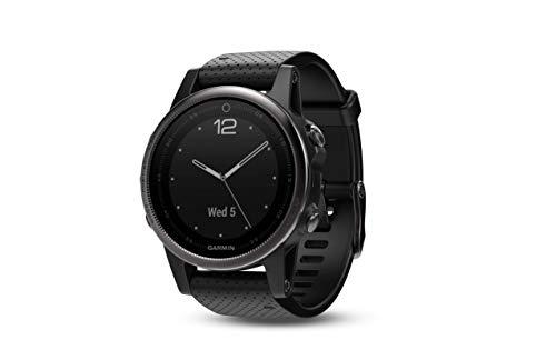 Garmin fēnix 5s, Premium and Rugged Smaller-Sized Multisport GPS...