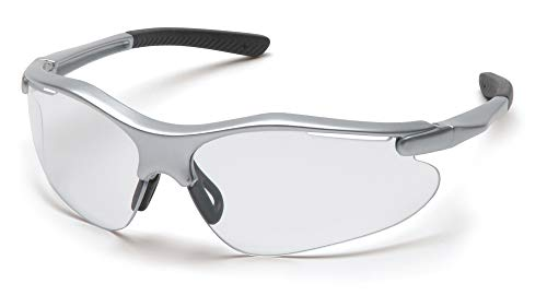Pyramex Fortress Safety Eyewear – Superior Comfort and Fit – 99%...