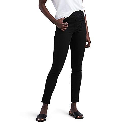 Levi's Women's Pull-On Jeans, rinsed indigo, 31 (US 12)