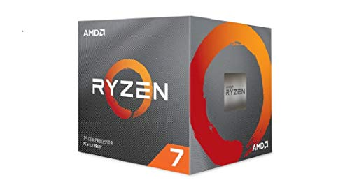 AMD Ryzen 7 3800X 8-Core, 16-Thread Unlocked Desktop Processor with...