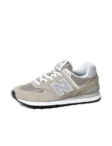 New Balance Men's 574 V2 Evergreen Sneaker, Grey/Grey, 6.5 X-Wide