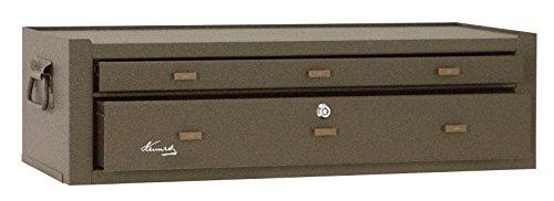 Kennedy Manufacturing MC28B 2-Drawer Machinist's Steel Tool Storage...