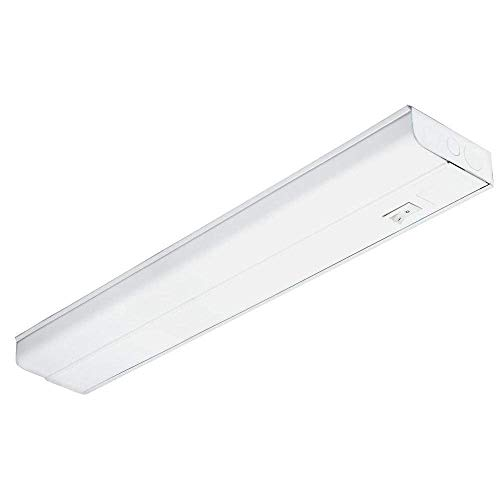 Hardwired LED Under Cabinet Task Lighting - 14 Watt, 21', Dimmable,...