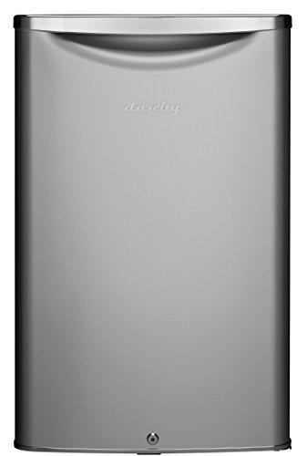 Danby DAR044A6DDB 4.4 Cu.Ft. Mini Fridge, Compact Refrigerator for...