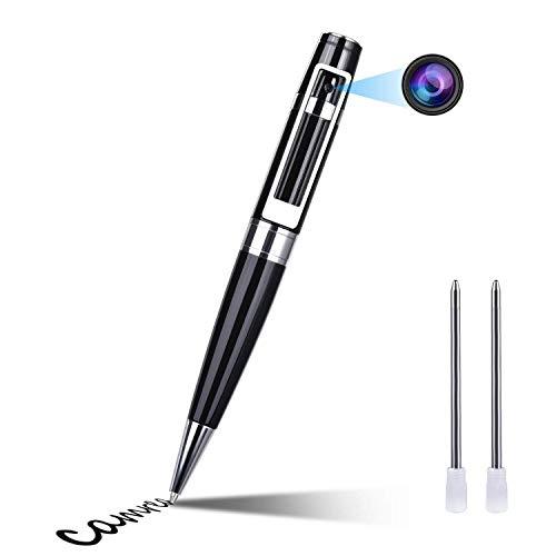 Spy Camera Hidden Pen Camera Portable Body Cam Snapshot & Take Vidoes...