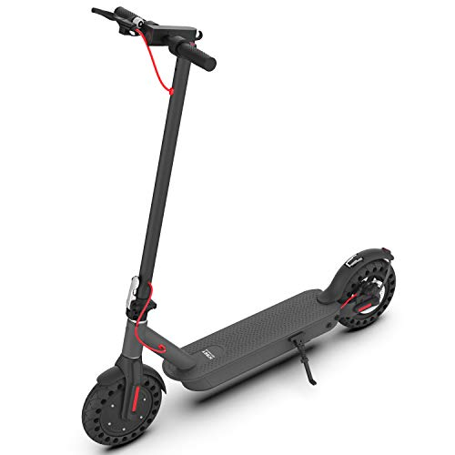Hiboy S2 Pro Electric Scooter - 10' Solid Tires - 25 Miles Long-range...
