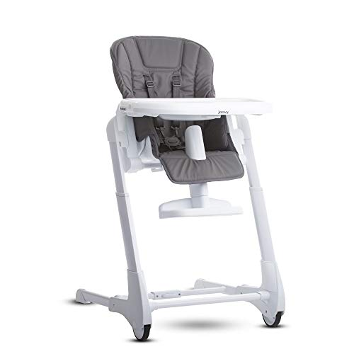 Joovy Foodoo High Chair, Reclinable Seat, Adjustable Footrest, 8...