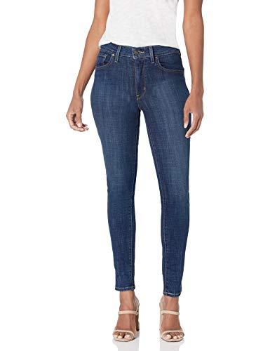 Levi's Women's 721 High Rise Skinny Jeans, Blue Story, 28 (US 6) M