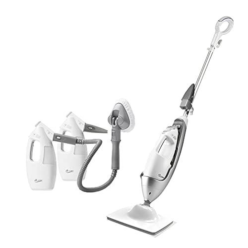 LIGHT 'N' EASY Multi-Functional steam mop Steamer for Cleaning...