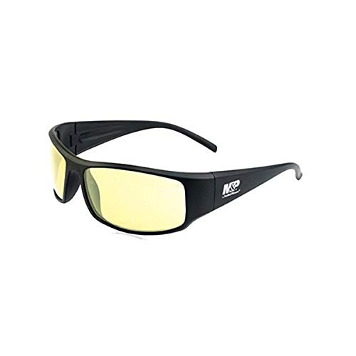 Smith & Wesson M&P Thunderbolt Full Frame Shooting Glasses with Impact...