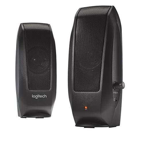 Logitech S120 2.0 Stereo Speakers