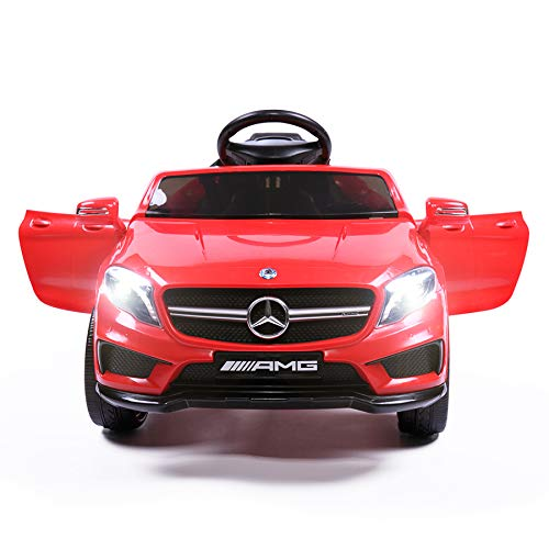 TOBBI Licensed Mercedes Benz Car for Kids,Ride on Cars with 2.4G...