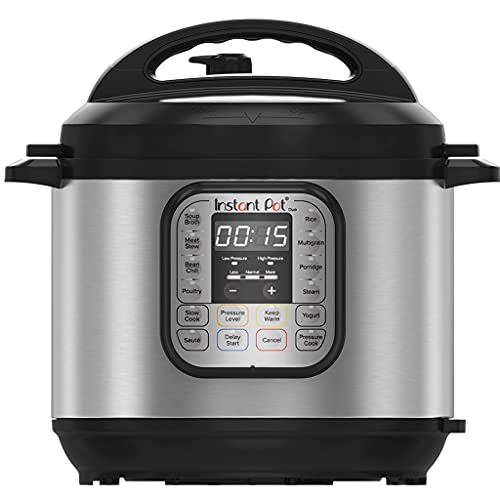 Instant Pot Duo 7-in-1 Electric Pressure Cooker, Slow Cooker, Rice...
