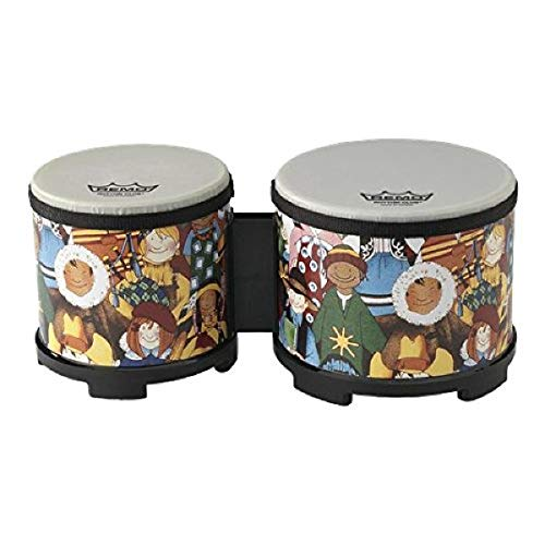 Remo RH-5600-00 Rhythm Club Bongo Drum - Rhythm Kids, 5'-6'