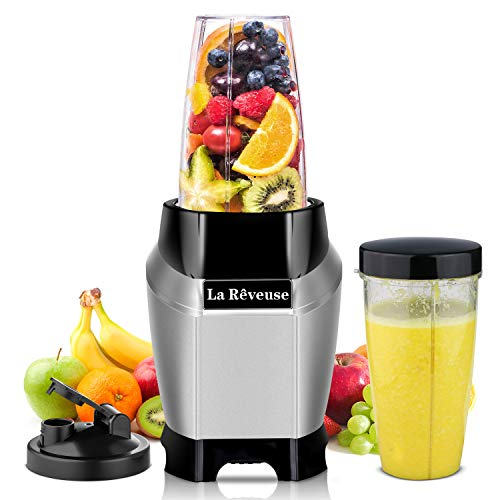 La Reveuse Countertop Blender - Making Shakes and Smoothies 600...