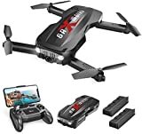 Holy Stone HS160 Pro Foldable Drone with 1080p HD WiFi Camera for...