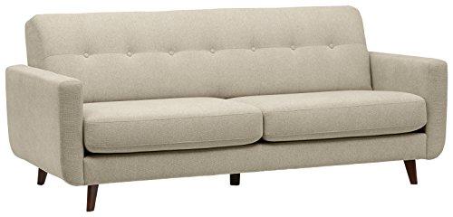 Amazon Brand – Rivet Sloane Mid-Century Modern Sofa Couch, 79.9'W,...