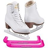 Jackson Ultima Excel JS1290 Women's Ice Skates Width: Medium - C/Size:...