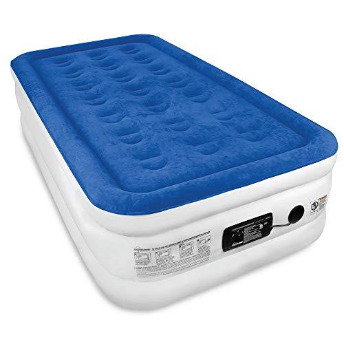 SoundAsleep Dream Series Air Mattress with ComfortCoil Technology &...