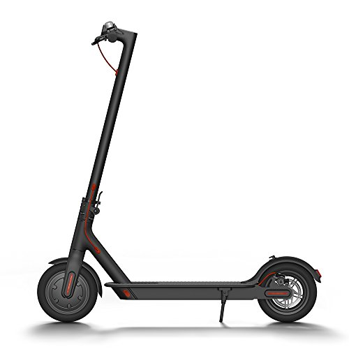 Xiaomi Mi Electric Scooter, 18.6 Miles Long-range Battery, Up to 15.5...