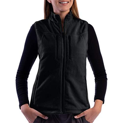 SCOTTeVEST Women's Fireside Fleece Travel Vest | 15 Pockets |...