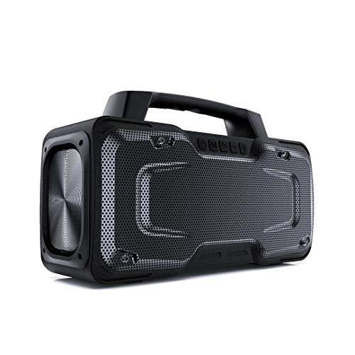 Bluetooth Speaker, BUGANI M118 Portable Bluetooth Speakers,50W High...