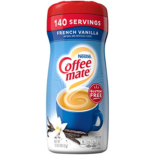 COFFEE MATE French Vanilla Powder Coffee Creamer 15 Oz. Canister | 6...