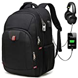 G-raphy Travel Laptop Backpack Business Backpack Waterproof for...