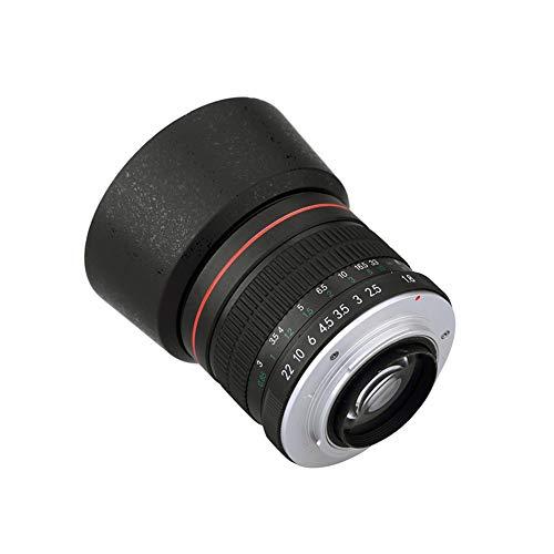 Lightdow 85mm F1.8 Medium Telephoto Manual Focus Full Frame Portrait...