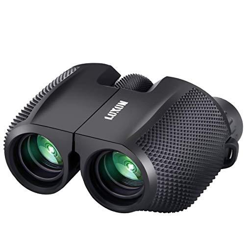 SGODDE Compact Binoculars for Adult Kids 10x25 Waterproof Binocular...