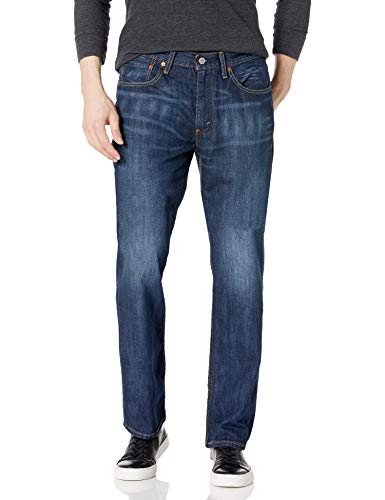 Levi's Men's 514 Straight Fit Jeans, Shoestring (Waterless), 26W x 30L