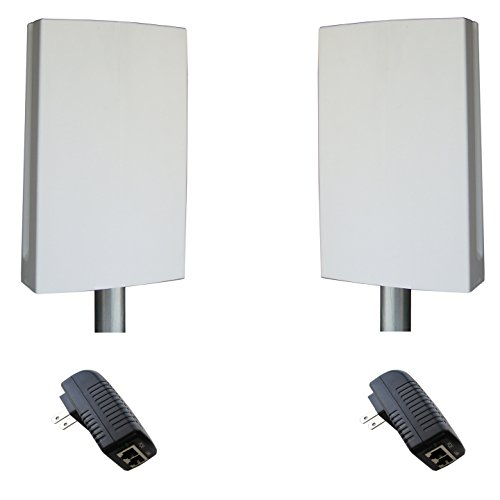 The EZ-Bridge-Lite EZBR-0214+ High Power Outdoor Wireless Point to...