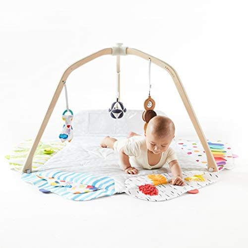 The Play Gym by Lovevery   Stage-Based Developmental Activity Gym &...