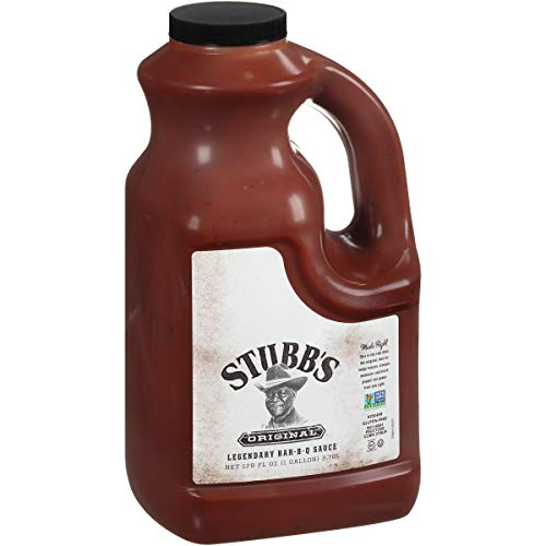 Stubb's Original Legendary Bar-B-Q Sauce, 1 gal