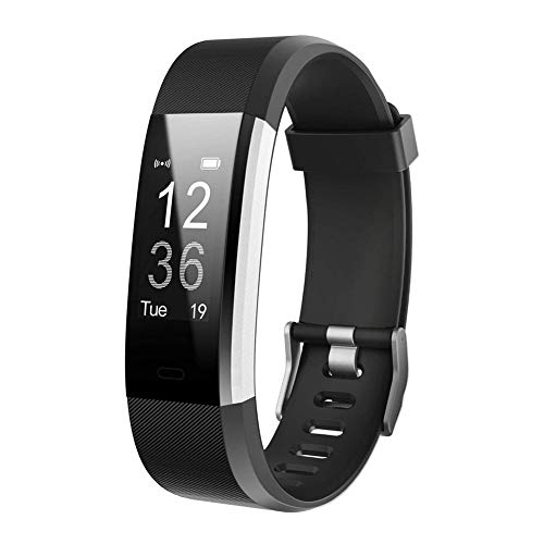 Letsfit Fitness Tracker HR, Activity Tracker Watch with Heart Rate...
