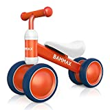 Bammax Baby Balance Bike, Baby Bicycle for 1 Year Old, Riding Toys for...