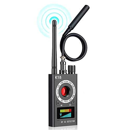 Anti Spy Detector, Hidden Camera Detector & RF Finder, Bug Detector,...